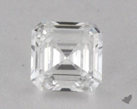 0.35 Carat E-VS1 Asscher Cut  Diamond