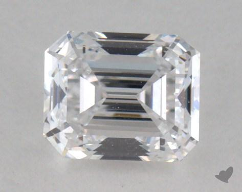 0.45 Carat D-VS1 Emerald Cut Diamond