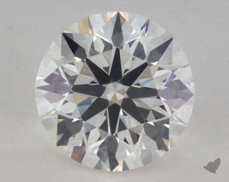 1.54 Carat G-VS2 Excellent Cut Round Diamond