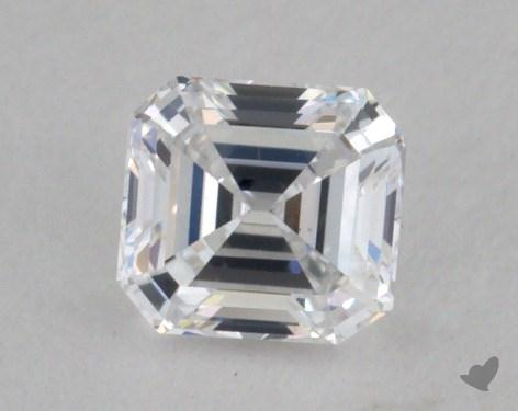 0.31 Carat D-VS1 Emerald Cut Diamond