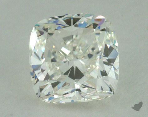 1.71 Carat I-SI1 Cushion Cut Diamond