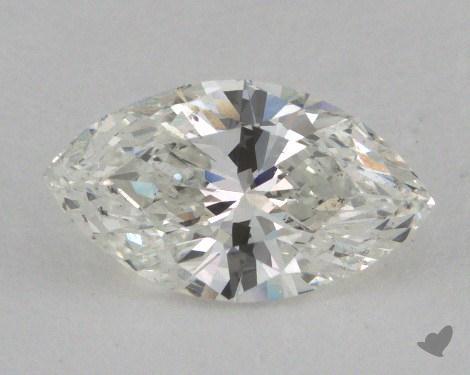 1.03 Carat H-SI2 Marquise Cut Diamond