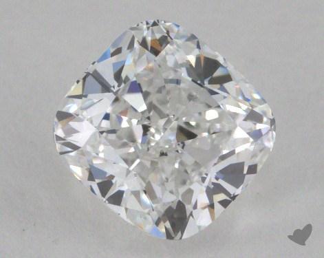1.20 Carat E-VVS2 Cushion Cut Diamond