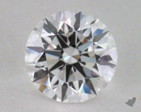 <b>1.21</b> Carat D-VS1 Excellent Cut Round Diamond