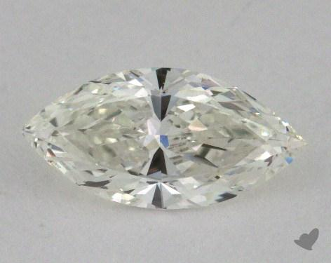 0.51 Carat I-VVS2 Marquise Cut  Diamond