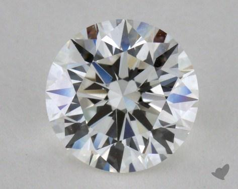 1.32 Carat G-IF Excellent Cut Round Diamond