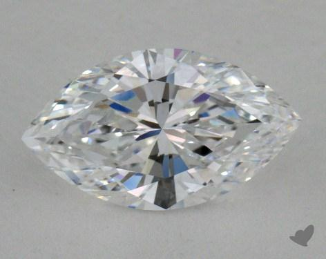 1.02 Carat D-VS2 Marquise Cut Diamond