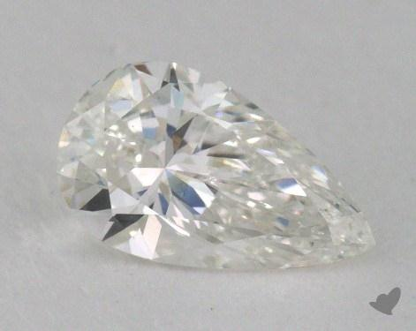 0.50 Carat H-VS1 Pear Shape Diamond