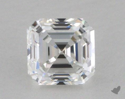 1.06 Carat F-VVS2 Asscher Cut  Diamond