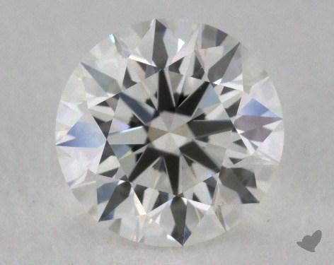 1.04 Carat I-IF Excellent Cut Round Diamond