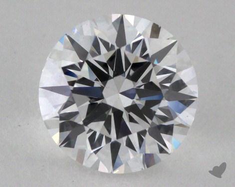 1.53 Carat E-VS1 Very Good Cut Round Diamond