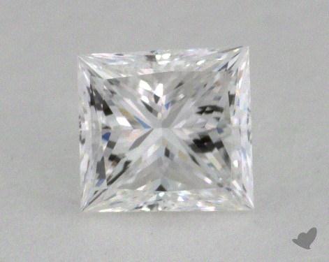 0.51 Carat E-IF Ideal Cut Princess Diamond