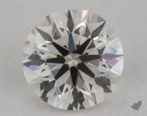 0.70 Carat I-SI1 Very Good Cut Round Diamond