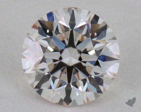 0.54 Carat J-VS2 Excellent Cut Round Diamond