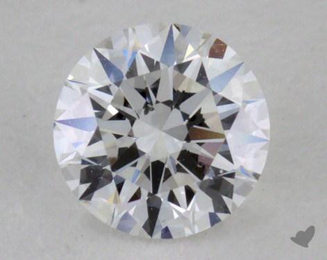 0.32 Carat D-SI2 Excellent Cut Round Diamond