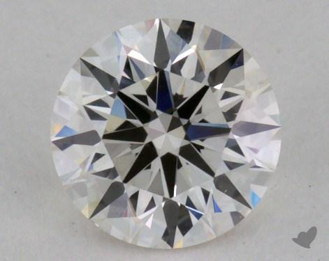 0.55 Carat I-VVS2 Excellent Cut Round Diamond
