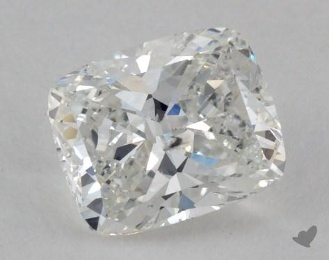 1.23 Carat G-SI2 Cushion Cut Diamond