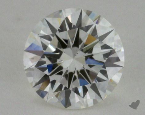1.06 Carat G-VS2 Very Good Cut Round Diamond