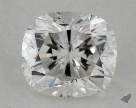 0.60 Carat F-I1 Cushion Cut Diamond