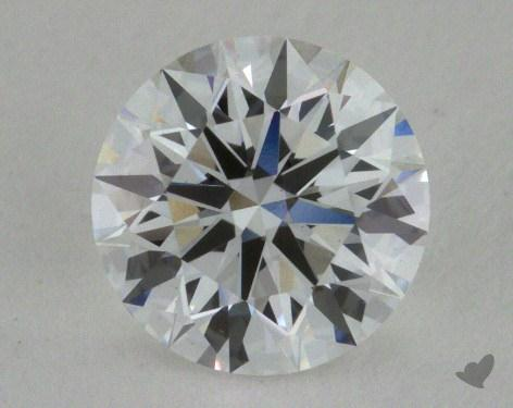 0.90 Carat D-VS2 True Hearts<sup>TM</sup> Ideal Diamond