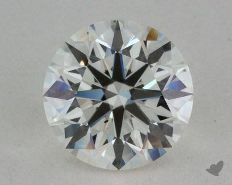 0.83 Carat I-VS2 True Hearts<sup>TM</sup> Ideal Diamond