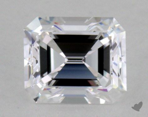 0.77 Carat D-VVS2 Emerald Cut  Diamond