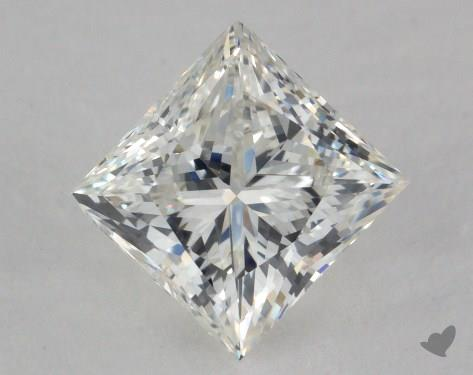 1.50 Carat H-VS1 Very Good Cut Princess Diamond