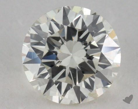1.50 Carat J-SI1 Very Good Cut Round Diamond