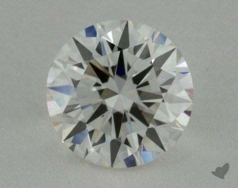 0.92 Carat H-IF Excellent Cut Round Diamond