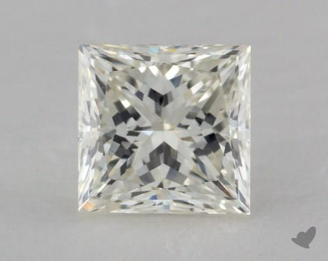 1.71 Carat J-VS2 Princess Cut  Diamond