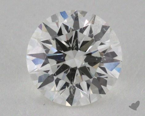 1.04 Carat G-SI2 Excellent Cut Round Diamond