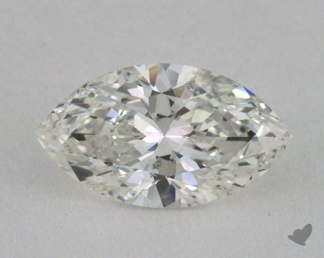 1.02 Carat H-SI2 Marquise Cut  Diamond