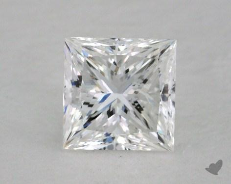 1.51 Carat E-VS1 Very Good Cut Princess Diamond
