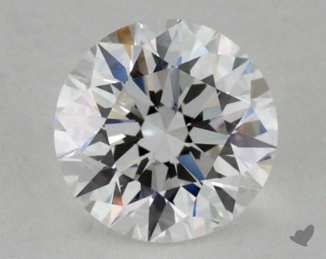 1.03 Carat F-VVS1 Very Good Cut Round Diamond