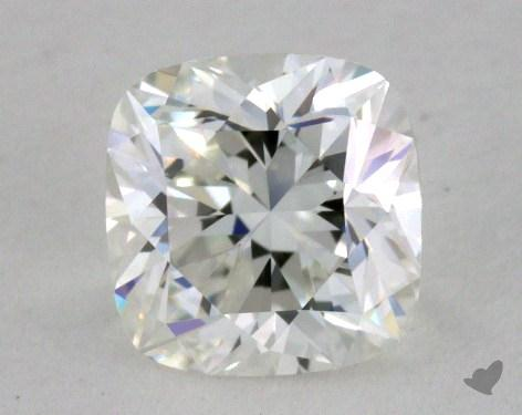 0.71 Carat G-VVS1 Cushion Cut Diamond