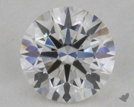 0.72 Carat G-I1 Excellent Cut Round Diamond