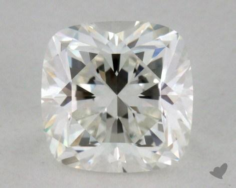 0.74 Carat H-VVS1 Cushion Cut Diamond