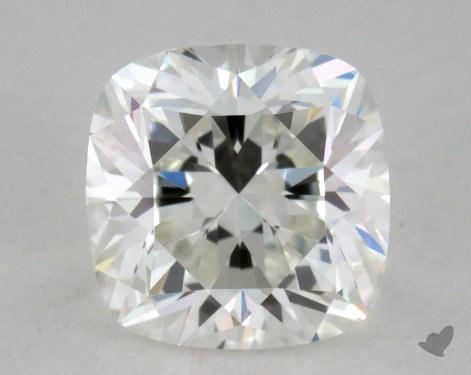 0.73 Carat H-VVS1 Cushion Cut Diamond