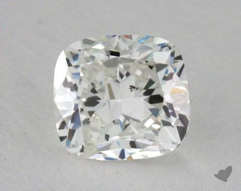 0.61 Carat H-SI2 Cushion Cut  Diamond