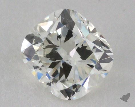 0.70 Carat I-SI1 Cushion Cut Diamond 