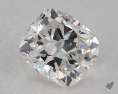 0.51 Carat G-SI1 Cushion Cut Diamond