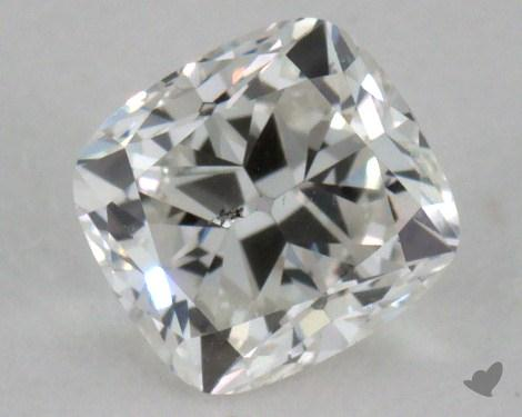 0.55 Carat H-SI2 Cushion Cut Diamond