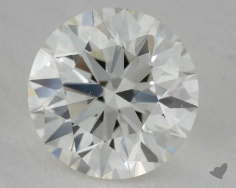 1.21 Carat I-VS2  True Hearts<sup>TM</sup> Ideal  Diamond