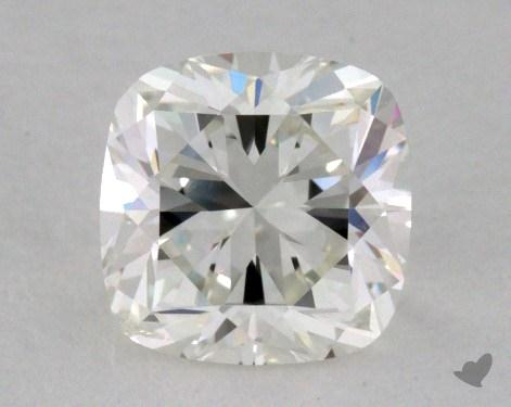 0.71 Carat I-SI1 Cushion Cut Diamond