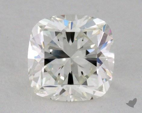 0.71 Carat I-SI1 Cushion Cut Diamond