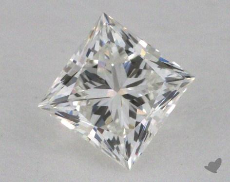 0.62 Carat H-VVS2 Ideal Cut Princess Diamond