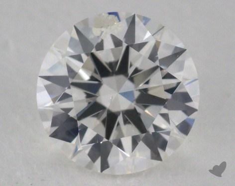 1.06 Carat H-SI2 Excellent Cut Round Diamond