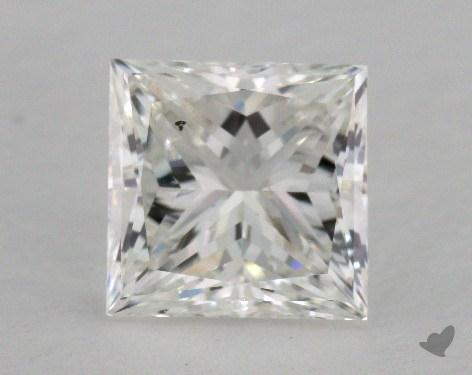 1.70 Carat G-SI1 Very Good Cut Princess Diamond