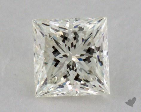 0.55 Carat K-VVS2 Ideal Cut Princess Diamond