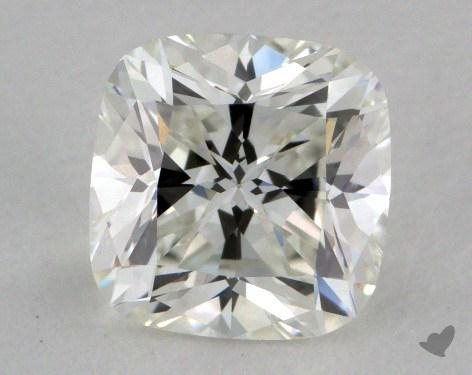 1.01 Carat I-VVS2 Cushion Cut Diamond